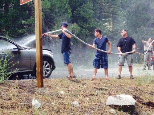 2014 - Car Fire