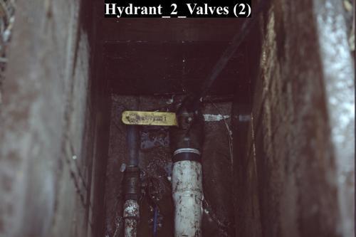 Hydrant 2 Valves (2)