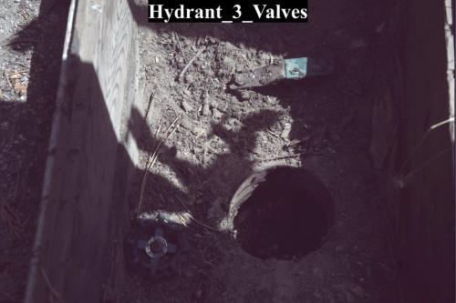 Hydrant 3 Valves