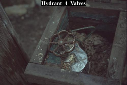 Hydrant 4 Valves