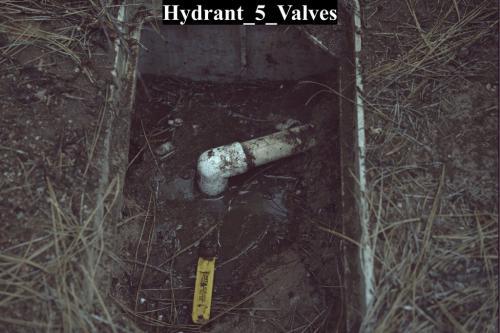 Hydrant 5 Valves