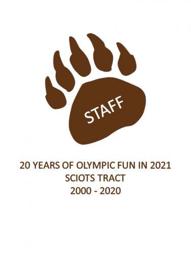 2021 Sciots Olympic T-Shirt Art