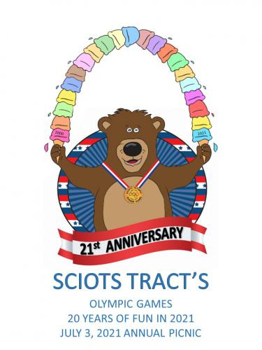 Sciots Tract Front  Shirt